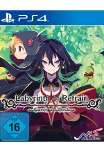 Labyrinth of Refrain - Coven of Dusk Cover