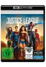 Justice League  (4K Ultra HD) Cover