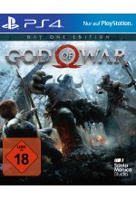 God of War (Day One Edition) Cover