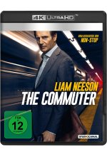 The Commuter  (4K Ultra-HD) Cover