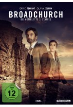 Broadchurch - Die komplette 3. Staffel  [3 DVDs] DVD-Cover