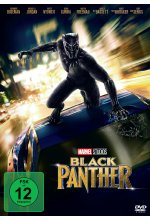 Black Panther DVD-Cover