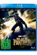 Black Panther Blu-ray-Cover