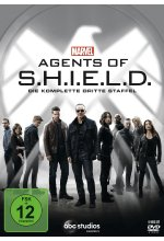 Marvel's Agents of S.H.I.E.L.D. - Staffel 3  [6 DVDs] DVD-Cover