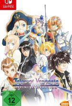 Tales of Vesperia (Definitive Edition) Cover