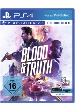 Blood & Truth (PlayStation VR) Cover