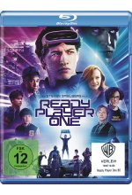 Ready Player One Blu-ray-Cover