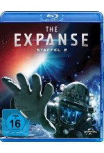 The Expanse - Staffel 2  [3 BRs] Blu-ray-Cover