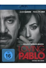 Loving Pablo Blu-ray-Cover