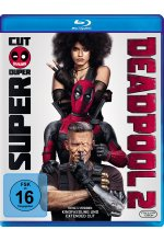 Deadpool 2  (2 BRs) Blu-ray-Cover