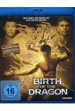 Birth of the Dragon Blu-ray-Cover