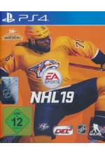 NHL 19 Cover