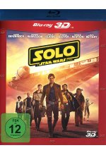 Solo - A Star Wars Story Blu-ray 3D-Cover