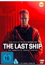 The Last Ship - Staffel 5  [3 DVDs] DVD-Cover