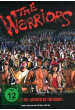 The Warriors  BR - Limited Collector's Edition Mediabook Cover A  (+ DVD) - Limitiert auf 1000 Stück Blu-ray-Cover