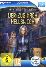 Mystery Trackers  - Der Zug nach Hellswich Cover