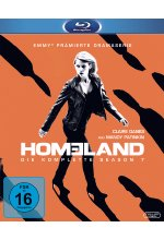 Homeland - Season 7  [3 BRs] Blu-ray-Cover