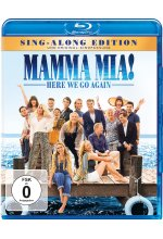 Mamma Mia! Here We Go Again - Sing-Along Edition Blu-ray-Cover