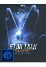 Star Trek Discovery - Staffel 1  [4 BRs] Blu-ray-Cover