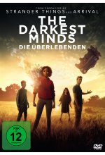 The Darkest Minds - Die Überlebenden DVD-Cover