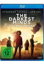 The Darkest Minds - Die Überlebenden Blu-ray-Cover