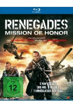 Renegades - Mission of Honor Blu-ray-Cover