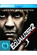 The Equalizer 2 Blu-ray-Cover