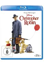Christopher Robin Blu-ray-Cover