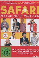 Safari - Match Me If You Can DVD-Cover