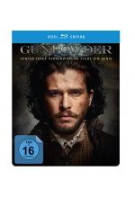 Gunpowder (Die Event Serie) (Steel Edition) Blu-ray-Cover