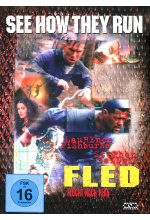 Fled - Flucht nach Plan - Mediabook - Limitierte Collecter's Edition auf 222 Stück  (+ DVD) - Cover C Blu-ray-Cover