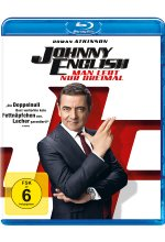 Johnny English - Man lebt nur dreimal Blu-ray-Cover
