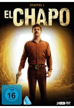 El Chapo - Staffel 1  [3 DVDs] DVD-Cover