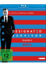Designated Survivor - Staffel 2  [6 BRs] Blu-ray-Cover