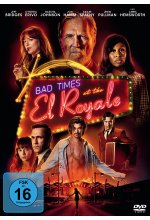 Bad Times at the El Royale DVD-Cover