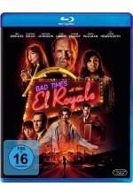 Bad Times at the El Royale Blu-ray-Cover