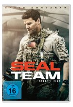 SEAL Team - Staffel 1  [6 DVDs] DVD-Cover