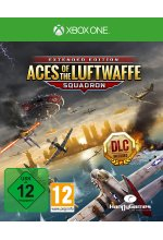 Aces of the Luftwaffe: Squadron (Extended Edition) Cover