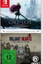 Child of Light - Ultimate Edition + Valiant Hearts: The Great War Cover
