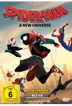 Spider-Man - A New Universe DVD-Cover