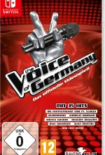 The Voice of Germany - Das offizielle Videospiel Cover