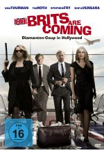 The Brits Are Coming - Diamanten-Coup in Hollywood DVD-Cover