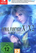 Final Fantasy X / X-2 HD Remaster Cover