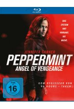 Peppermint - Angel of Vengeance Blu-ray-Cover