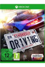 Dangerous Driving Cover