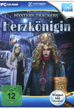 Mystery Trackers: Herzkönigin Cover