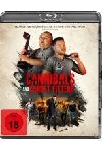 Cannibals and Carpet Fitters Blu-ray-Cover