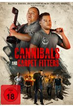 Cannibals and Carpet Fitters DVD-Cover