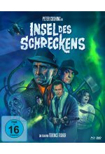 Insel des Schreckens (Mediabook A, Blu-ray + DVD) Blu-ray-Cover