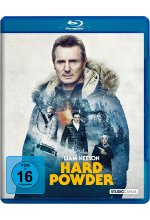 Hard Powder Blu-ray-Cover